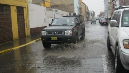 Lluvia que cayó en Trujillo no tiene relación con el fenómeno El Niño