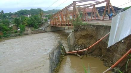 Pobladores temen colapso de puente que une Cajaruro y Bagua Grande - RPP Noticias