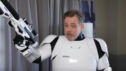 Star Wars: ¿Por qué Luke Skywalker se disfrazó de Stormtrooper?