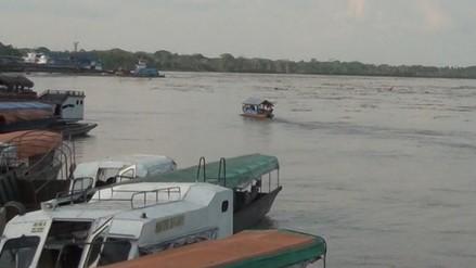 Yurimaguas: preocupación por incremento del caudal del río Huallaga