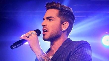 Adam Lambert: exigen cancelar concierto en Singapur por su abierta homosexualidad