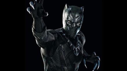 Captain America Civil War: Así luce el traje de 'Black Panther'