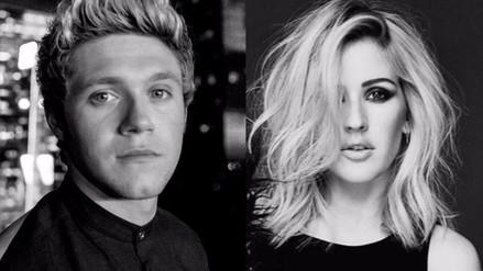 One Direction: ¿Ellie Goulding rompe su relación por salir con Niall Horan?