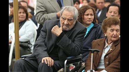 Fallece Lucy Ortega Esposa De Líder Aprista Armando Villanueva