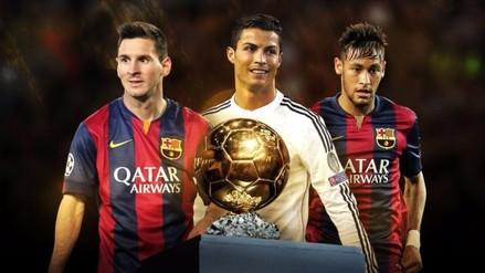 Balón de Oro 2015: ¿cuánto sabes de Lionel Messi, Cristiano Ronaldo y Neymar? (TEST)