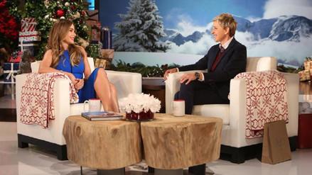 Sofía Vergara avergonzó a Ellen DeGeneres por faltar a su boda