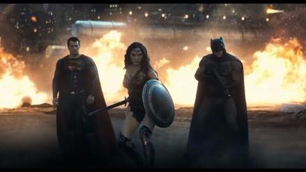 Batman vs. Superman: sale a la luz segundo tráiler oficial