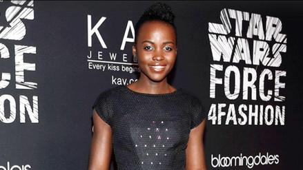 Lupita Nyong'o: me siento olvidada por los medios