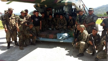 Hallan 247 kilos de cocaína en el distrito de Echarate