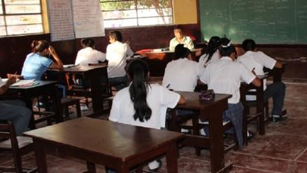 Escolares que ocuparon los tres primeros puestos podrán postular al COAR