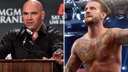 YouTube: Dana White reclutará al rival de CM Punk dentro de reality de la UFC