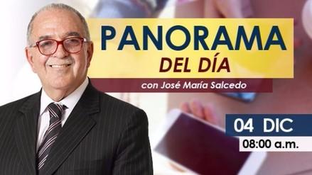 Panorama del día: Hoy en el CADE los candidatos presidenciales expondrán