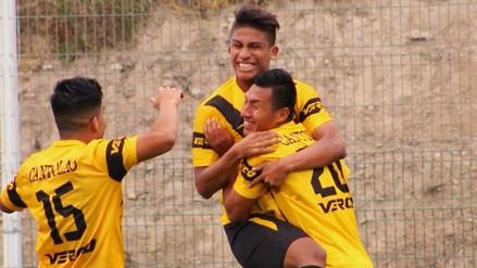 Copa Perú: Academia Cantolado superó por 2-1 a Sporting Cristal de Tumbes en el Callao