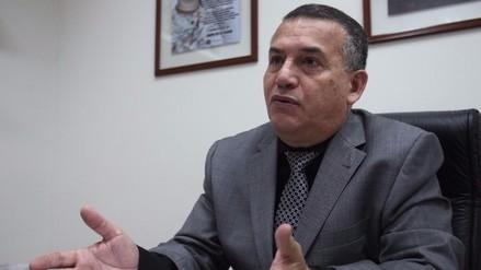 Daniel Urresti solicita inscripción para precandidatura en Partido Nacionalista
