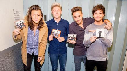 One Direction participó del juego más doloroso hecho en televisión