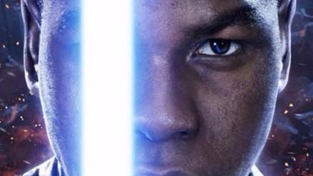 Star Wars: Finn protagoniza motion poster de 'The Force Awakens'