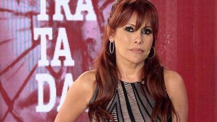 Magaly Medina presentará programa sobre mujeres ultrajadas