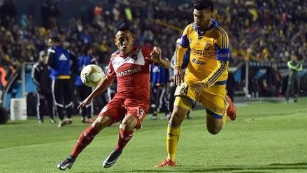 Toluca, con Christian Cueva, perdió 2-0 con Tigres y fue eliminado de la Liga MX (VIDEO)
