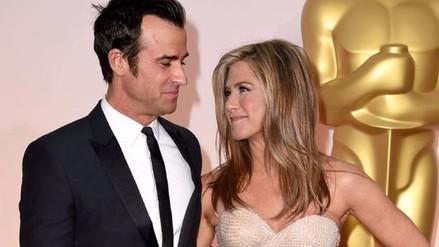 Jennifer Aniston casi queda viuda en plena luna de miel