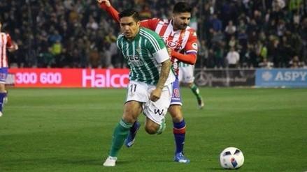 Juan Vargas: prensa española asegura que es el mejor fichaje del Betis