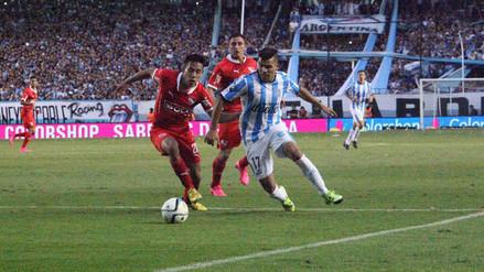 YouTube: Racing cayó 2-1 con Independiente, pero igual va a la Libertadores