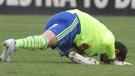 Sporting Cristal vs. César Vallejo: Diego Penny cometió infantil error