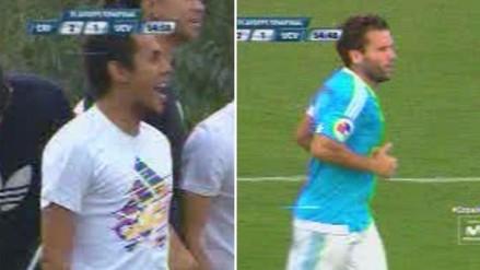 Sporting Cristal vs. César Vallejo: Renzo Revoredo logró doblete soñado (VIDEO)