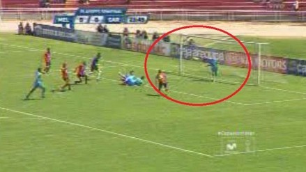 Melgar vs. Real Garcilaso: Walter Vílchez de la línea evitó apertura del marcador (VIDEO)