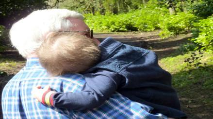¿Los abuelos son el refugio de los nietos?