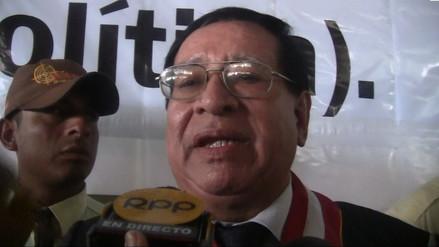 Rector de UNPRG afirma que dejará el cargo en el 2017