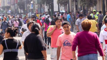 Toda la población de Lima y Callao estará
