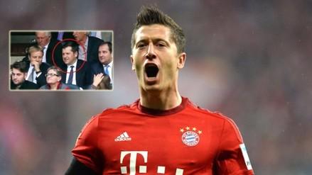 Real Madrid cerca de dejar al Bayern Munich sin Robert Lewandoski
