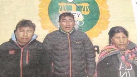 Juliaca: encarcelan a sujetos acusados de prostituir a menor en La Rinconada
