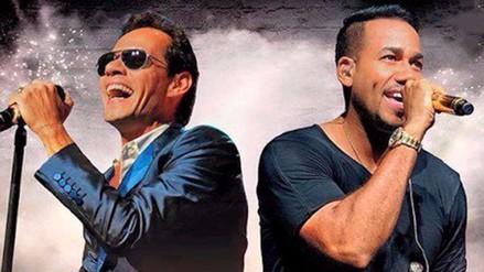 Marc Anthony y Romeo Santos en Lima: prueba de sonido será privada