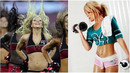 YouTube: de bailarina de Beyoncé a peleadora de MMA (FOTOS)