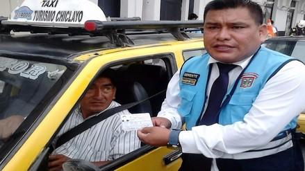 Transportistas sin certificado de habilitación del conductor no podrán circular