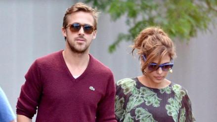 Ryan Gosling envía mensaje de amor a Eva Mendes