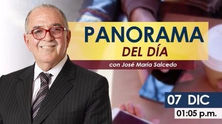 Panorama del día: ¿Por qué un fiscal debe usar chaleco antibalas en Perú?