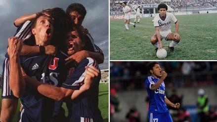 Iván Bulos: los delanteros peruanos que pasaron por el fútbol chileno (FOTOS)