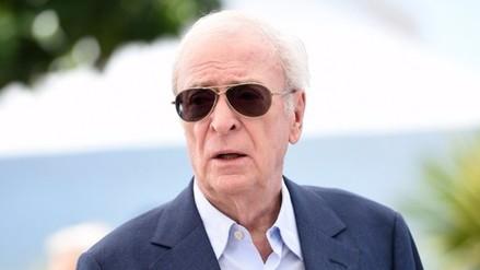 Michael Caine será condecorado por la Academia de Cine Europeo
