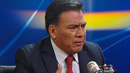 Velásquez Quesquén: Sería importante que PPC y APRA junten esfuerzos