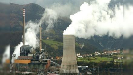 Estudio: las emisiones de CO2 descenderían este año
