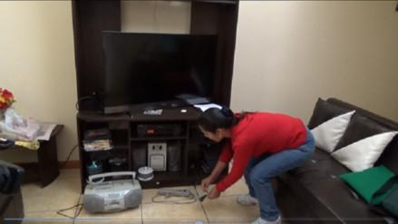Pobladores de La Planchada contarán con servicio de luz tras años de espera