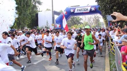 Cuarta Carrera Defensoría 5K en contra de la discriminación y el racismo