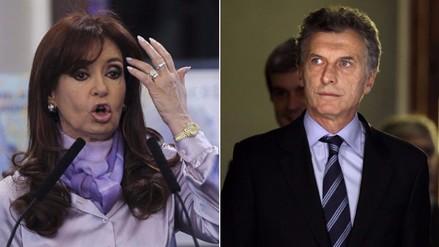 Argentina: Cristina Fernández no asistirá a la investidura de Mauricio Macri
