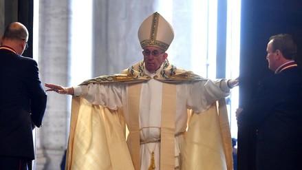 Papa Francisco inauguró el Jubileo Extraordinario de la Misericordia