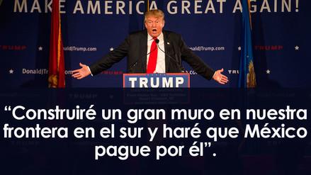 5 De Las Frases Más Escandalosas De Donald Trump Rpp Noticias