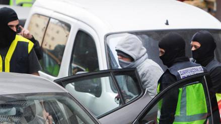 España: detienen a dos presuntos miembros del Estado Islámico