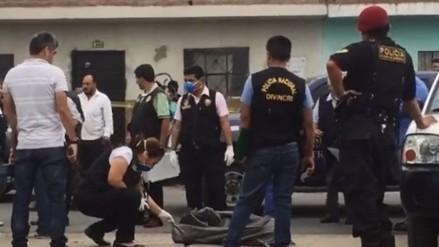 Trujillo: detienen a presunto responsable de la muerte de Sandy Orbegoso