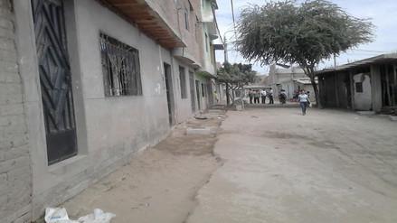 Chiclayo: vecinos piden que se concluyan trabajos de veredas